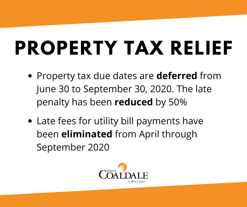 property tax relief