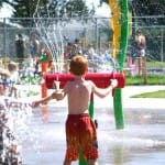Coaldale Spray Park