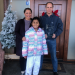 Coaldale's Country Christmas Best Decorated Home Winners
